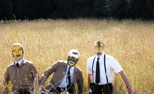 POP masker