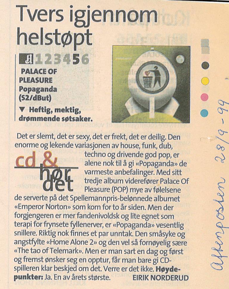Popaganda_Aftenposten_28_09_99