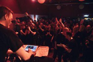 Publikum på Kampen Bistro, Photo: Audun Severin Eftevåg